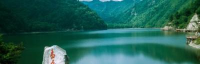 青海美景-孟达天池