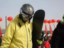 健身与冰雪同行:青海首届全民健身滑雪大赛欢乐开赛!