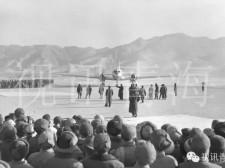 """60年前的青海""""陆空""""啥样?看看老照片!"""