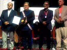 中国诗人吉狄马加获2016欧洲诗歌与艺术荷马奖
