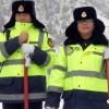 全省部分道路受降雪影响,请提前设计线路!遇路政、养护、交警执勤请给他们点个赞!