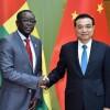 李克强会见几内亚比绍总理巴西罗·贾
