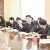 王建军同志参加省第十三次党代会省国资委代表团审议