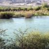 黄河流过贵德