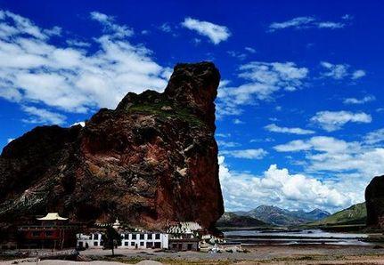 大美青海  玉树藏族自治州囊谦县地处青藏高原东部,三江源生态保护和