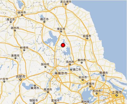南京到句容地图