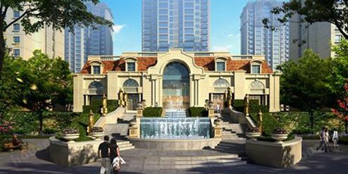 项目名称:恒昌卢浮公馆 项目位置:青海省西宁市五四西路91号省委家属