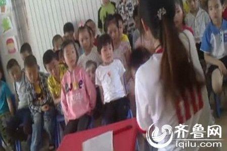 事发地被指为济南高新区一幼儿园