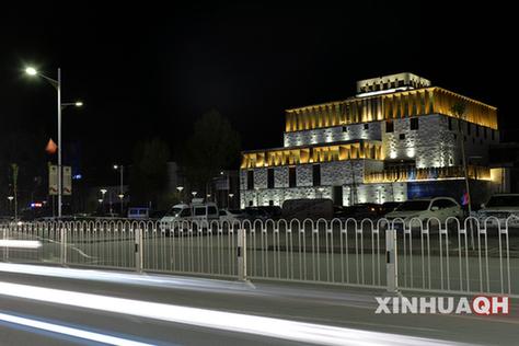 现代藏式风格建筑