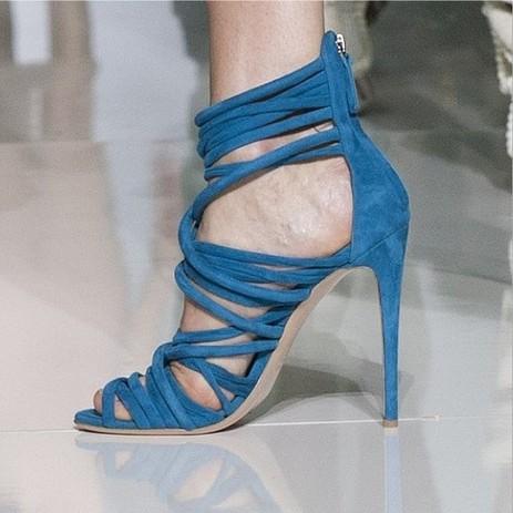 青羚网-巴黎时装周美鞋精选